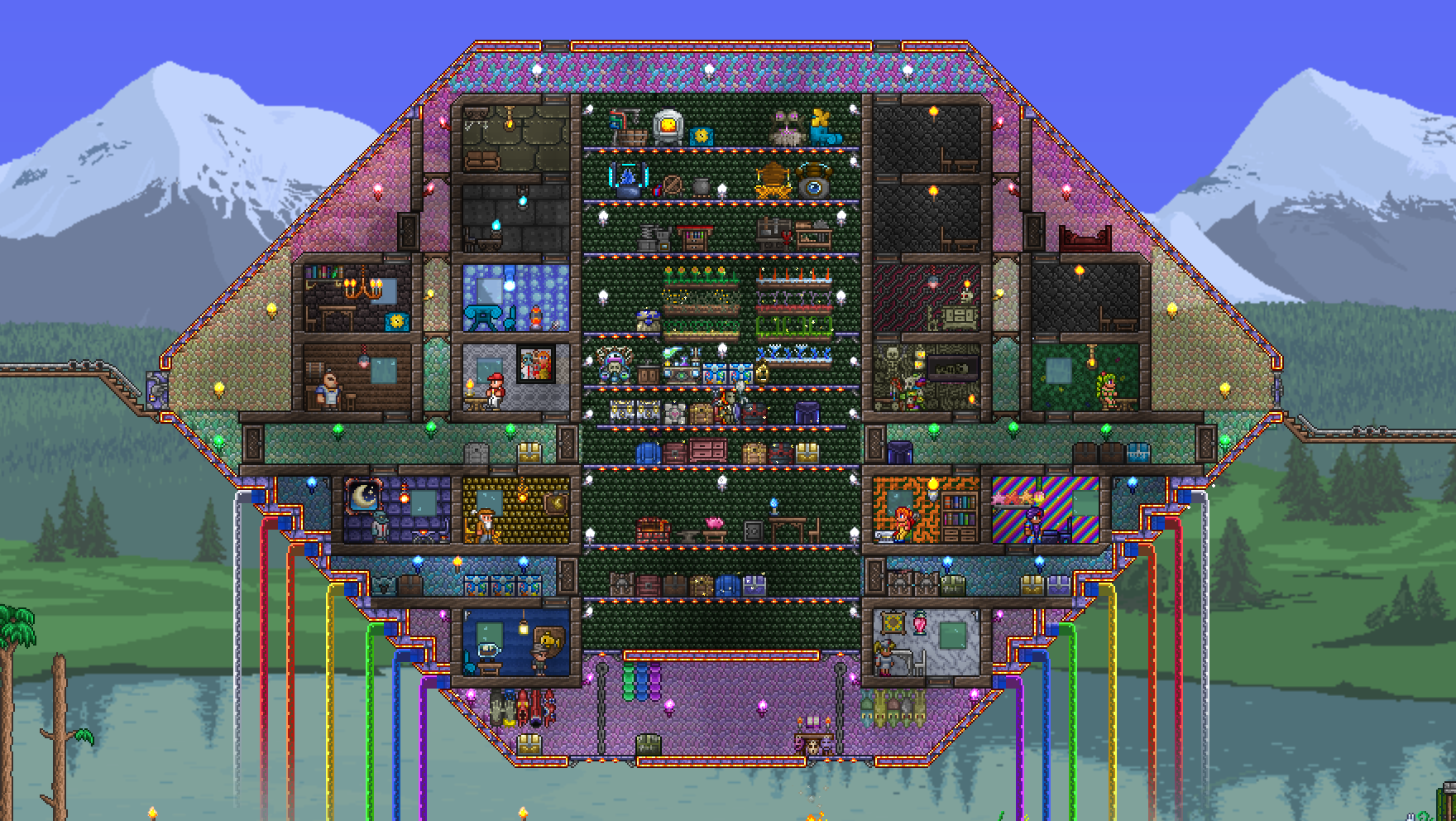 Terraria Base Day 1 2017-09-24.png