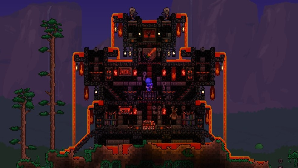 No Wood Boxes A Building Guide Page 25 Terraria