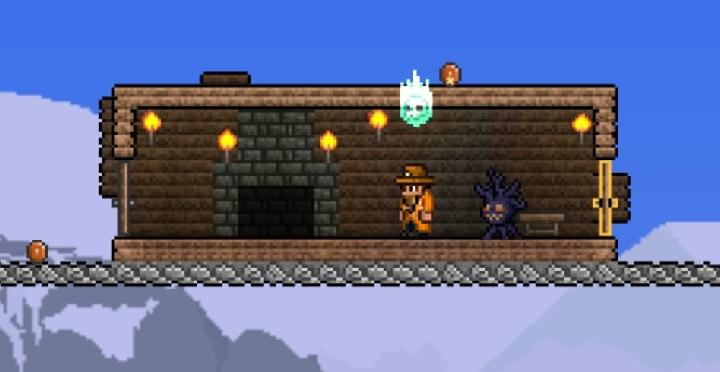 Fireplace terraria