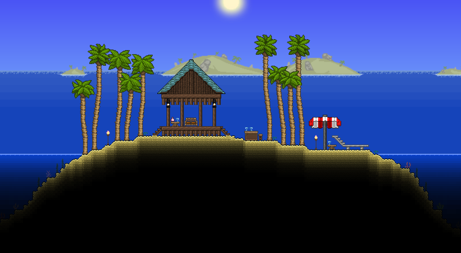 Pc Flor3nce2456 S Builds Collection Terraria