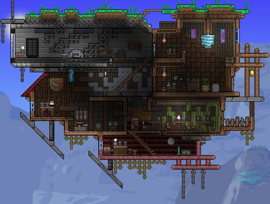Pc Flor3nce2456s Builds Collection Page 8 Terraria